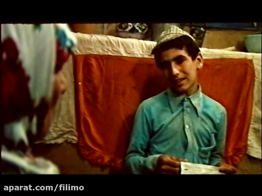 قسمتی از فیلم سینمایی دو چشم بی سو