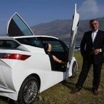 پویش مردمی حمایت از خودروی هوشمند الکتریک جمشید آرین