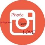 PhotoTextLove
