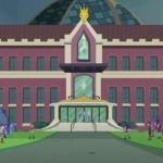Canterlot Wondercolts High School