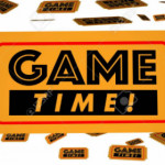 time for play the game