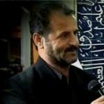 استاد عباس قنبری کوهینی