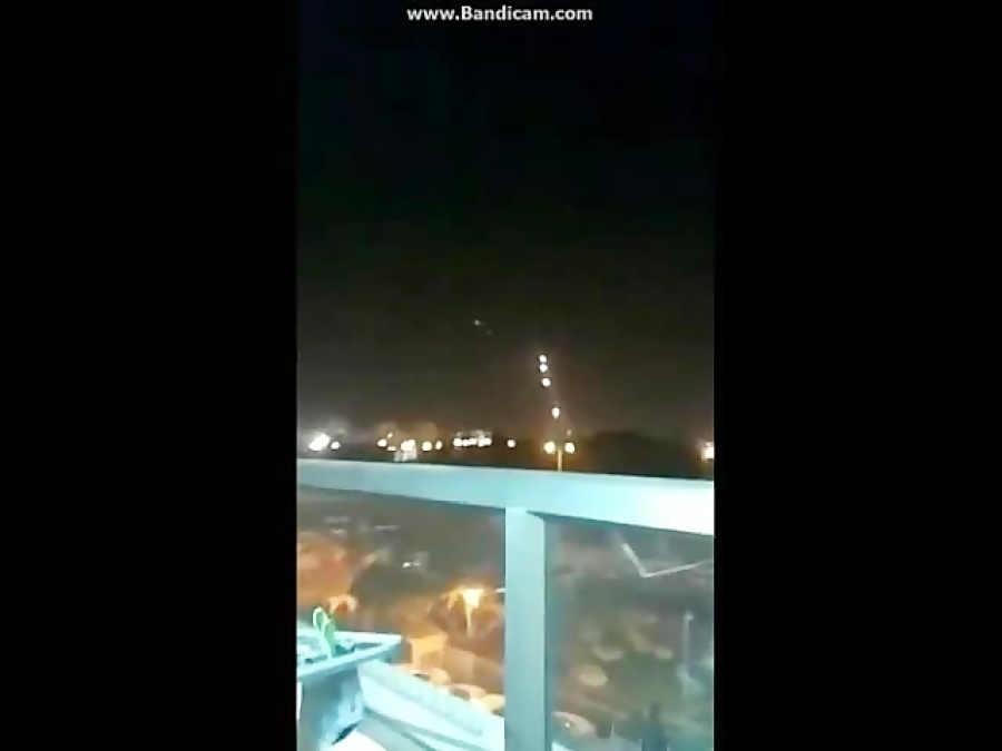 حمله موشکی همزمان به اسرائیل و عربستان