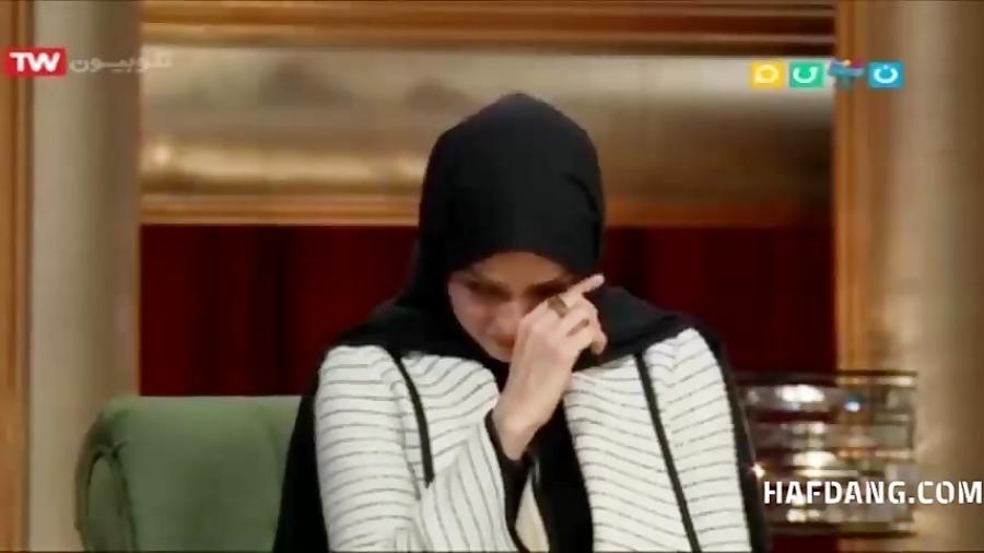 سورپرایز دوست داشتنی سارا بهرامی توسط مهران مدیری