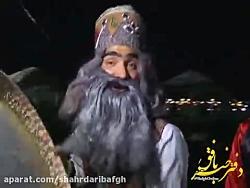 کلیپ دیدنی از شهردار و رئیس شورای شهر بافق در لباس ایل قشقایی