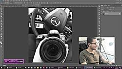 آموزش قرار دادن لوگو روی عکس بصورت حرفه ای