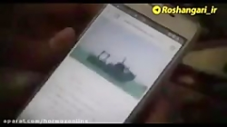 افشاگری سعید قاسمی در مورد کشتی های چینی در قشم و جاسک