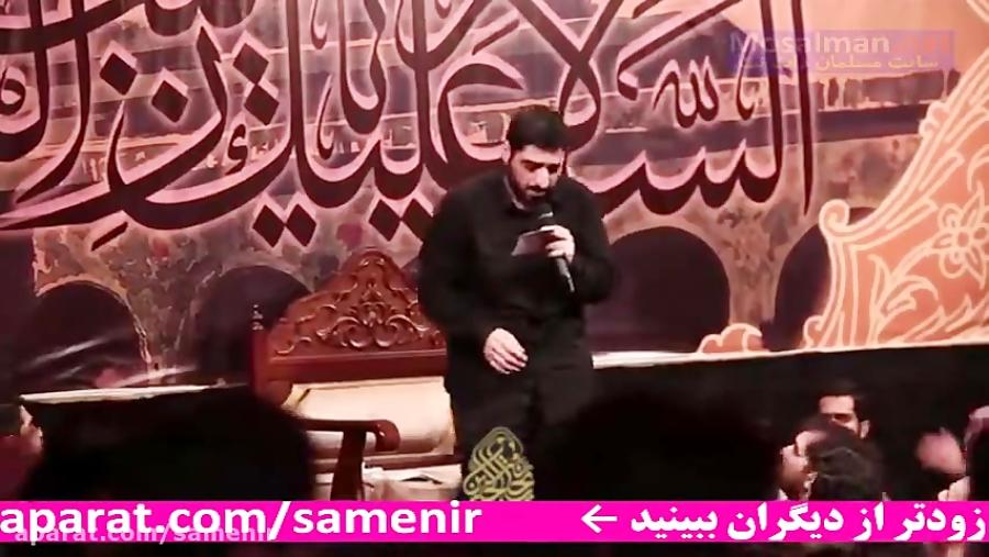 ویژه | وفات حضرت زینب(س) با مداحی سید مجید بنی فاطمه