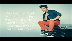 Bruno Mars - Grenade with lyrics on screen عاشقانه ای زیبا
