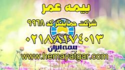 بیمه ایران IRAN بیمه عمر شرکت حمایتگر کد : 9968
