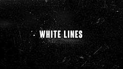خطوط سفید
