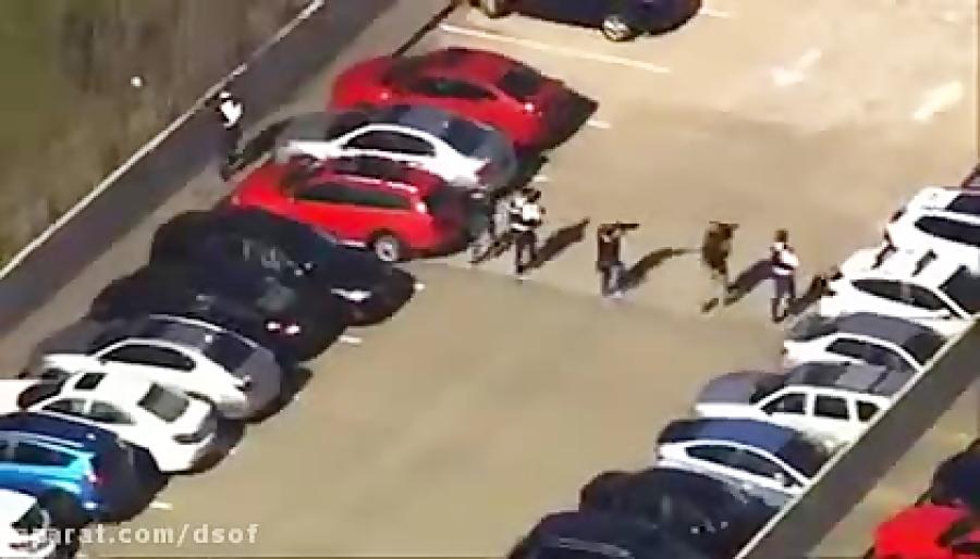 تیراندازی به ساختمان یوتیوب در آمریکا توسط یک خانم
