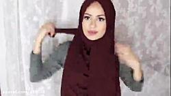ایده های جدید وبروز بستن شال و روسری در wWw.118File.com