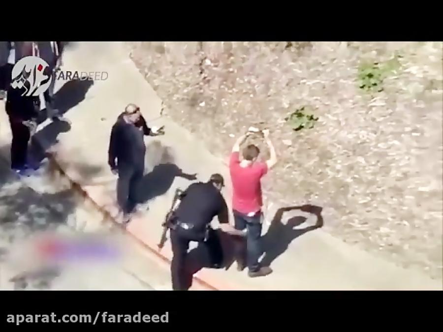 حضور نیروهای امنیتی در پی تیراندازی در دفتر یوتیوب