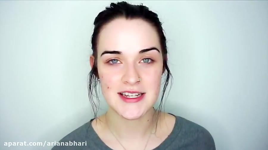 درس آرایش بانوان- میکاپ دخترانه- میکاپ صورت
