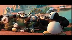 تریلر انیمیشن Kung Fu Panda 3