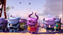 تریلر انیمیشن Home