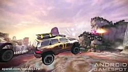 Need For Speed VS Asphalt گیم پلی ( clashoc.ir)