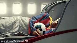 بهترین تبلیغ بارسلونا