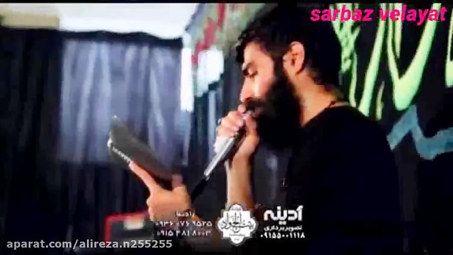 شهادت حضرت زینب ۱۳۹۷ - مداحی شور محشر از محمود عیدانیان