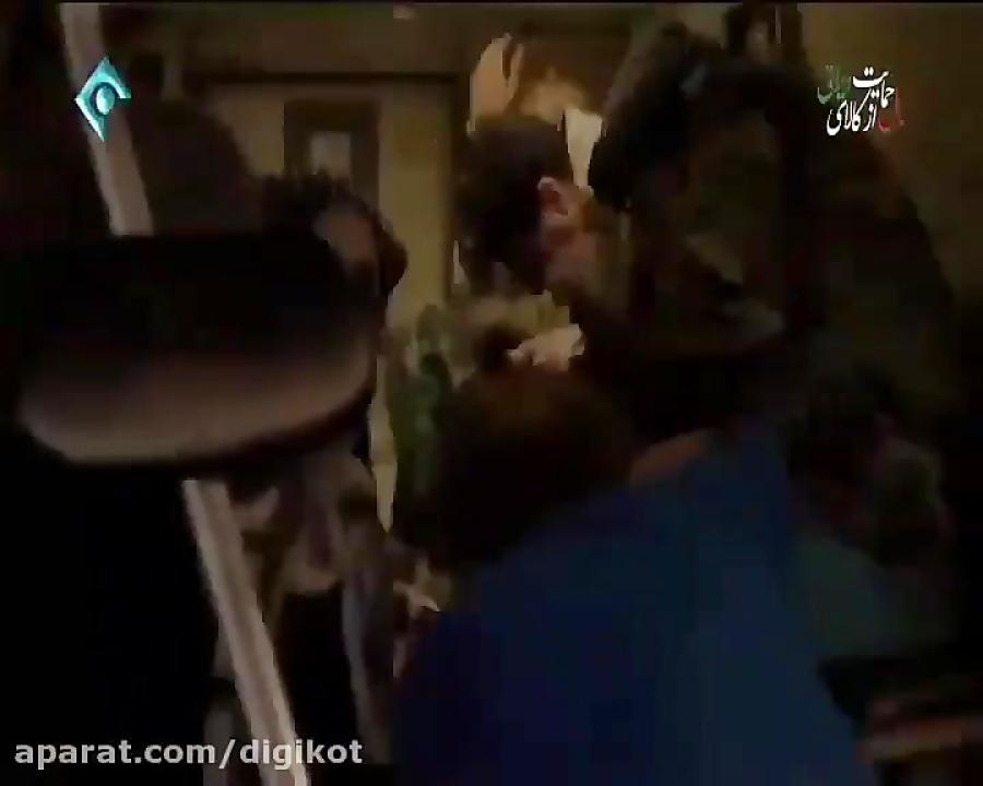 سکانس حمله داعش در سریال پایتخت