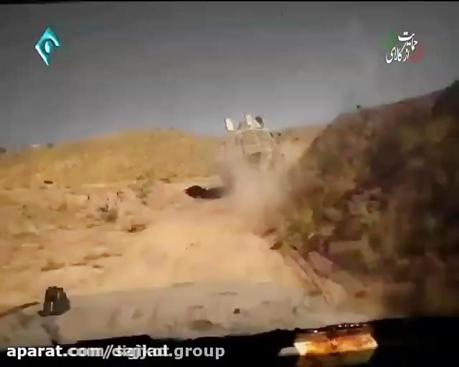 حمله داعش به خانواده نقی و ارسطو در سریال پایتخت 5