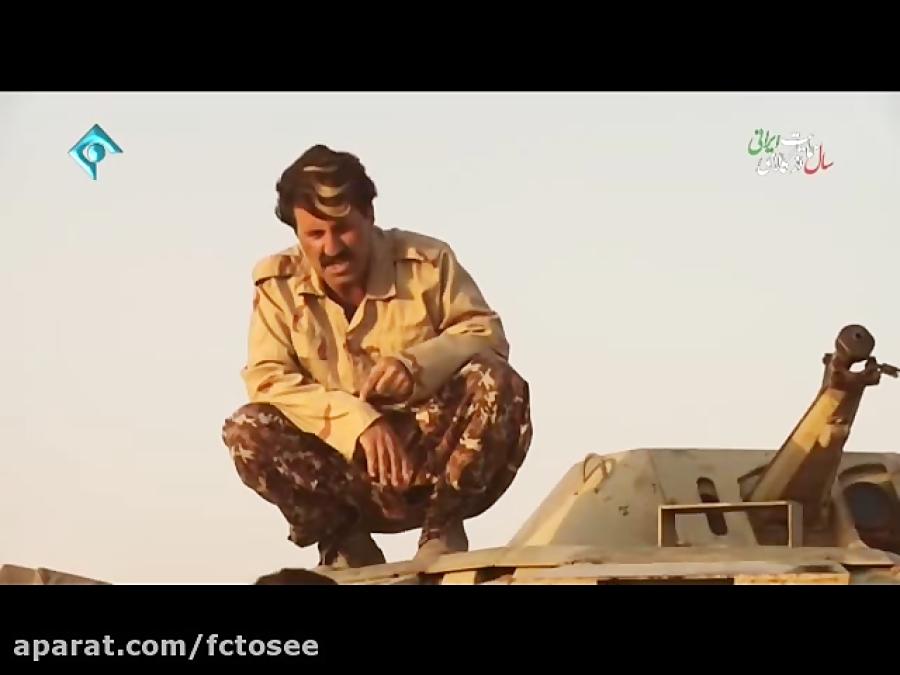 نماطنز داستان عاشقی رحمت و فهیمه - پایتخت 5