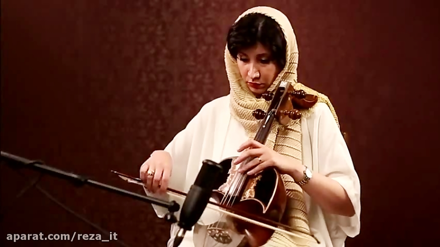 تکنوازی قیچک آزاده شمس در مایه بیات اصفهان