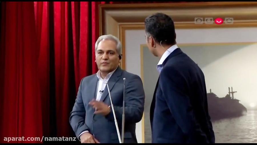 جشن تولد مهران مدیری با حضور عادل فردوسی پور
