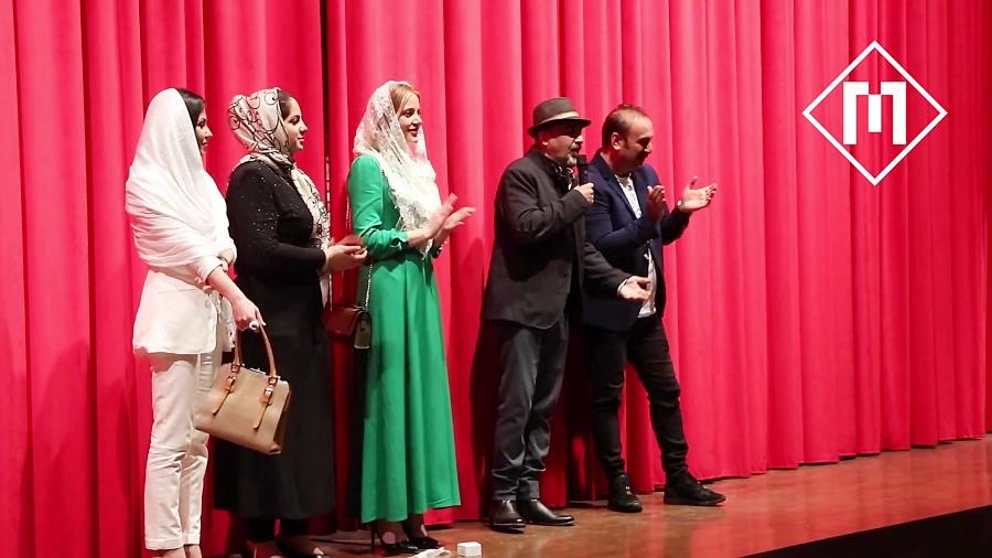 """با رضا عطاران و مهران احمدی در حواشی اکران """"مصادره"""""""