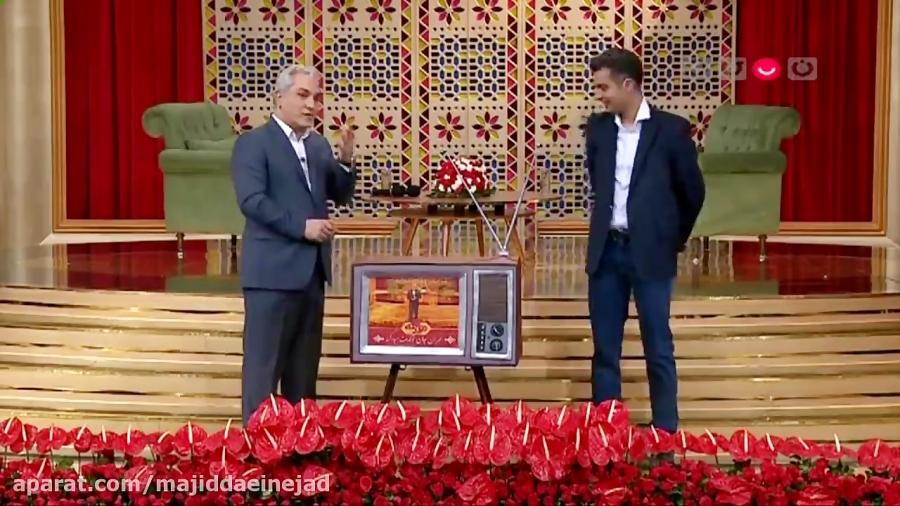 دورهمی - گفتگوی عادل فردوسی پور و مهران مدیری بخش ۱۲