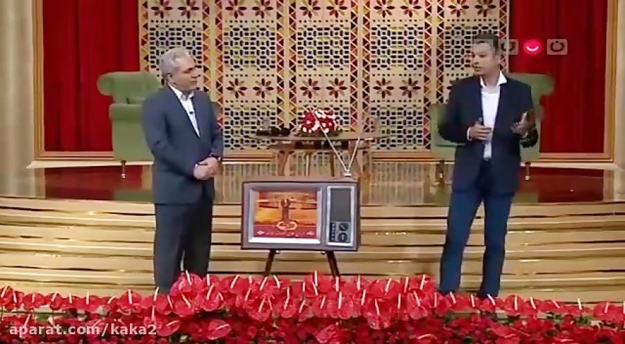 سورپرایز جشن تولد مهران مدیری در برنامه دورهمی