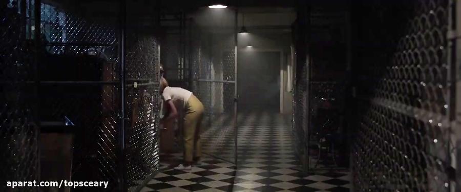 صحنه ی بسیار ترسناک فیلم انابل 2014