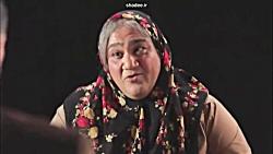مهران غفوریان در نقش مادر زندانی