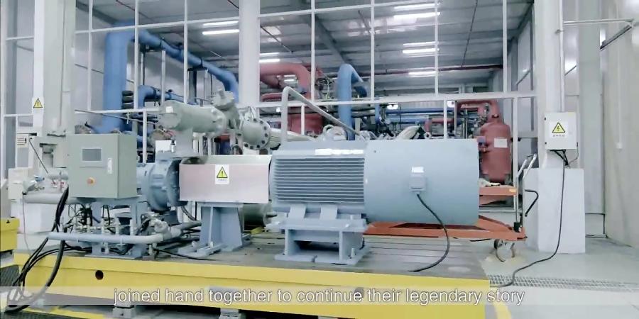 SRM Compressor History