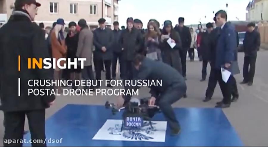 تست ناموفق نخستین پهپاد باربری روسیه