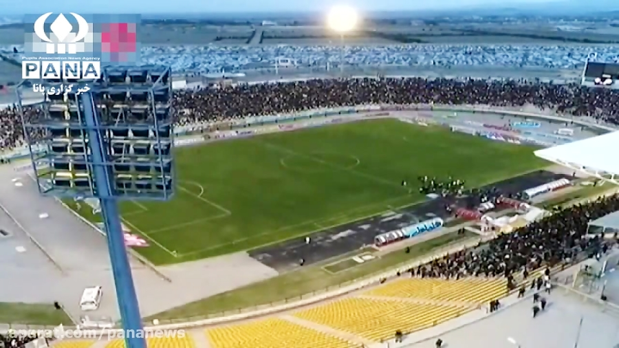 شادی بازیکنان پرسپولیس بعد از قهرمانی در لیگ برتر