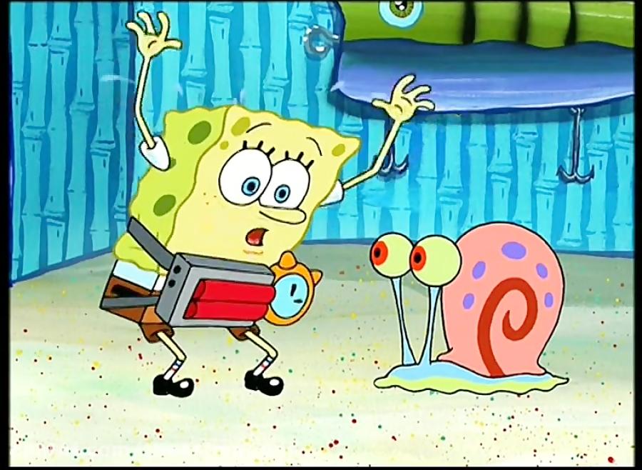 انیمیشن باب اسفنجی(49)-دوبله فارسی | Sponge Bob