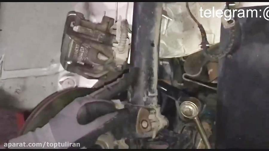 فیلم آموزش و نحوه استفاده از ابزار جدا کننده ساقه کمک