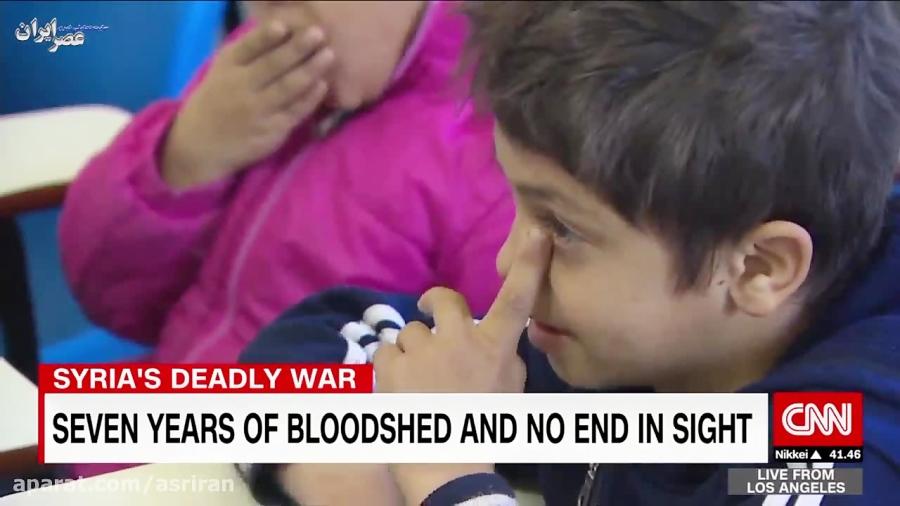 روایت نسل از دست رفته سوریه