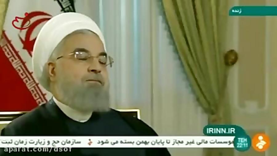 آقای روحانی، هنوز خیالمان راحت باشد؟! _دلار 5750 تومان
