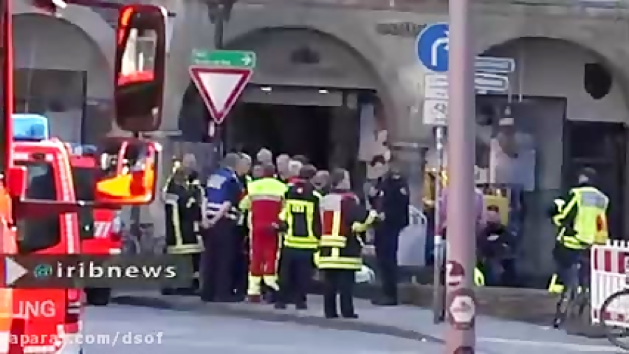 گزارش صدا و سیما از حادثه خونین به سبک داعش در آلمان