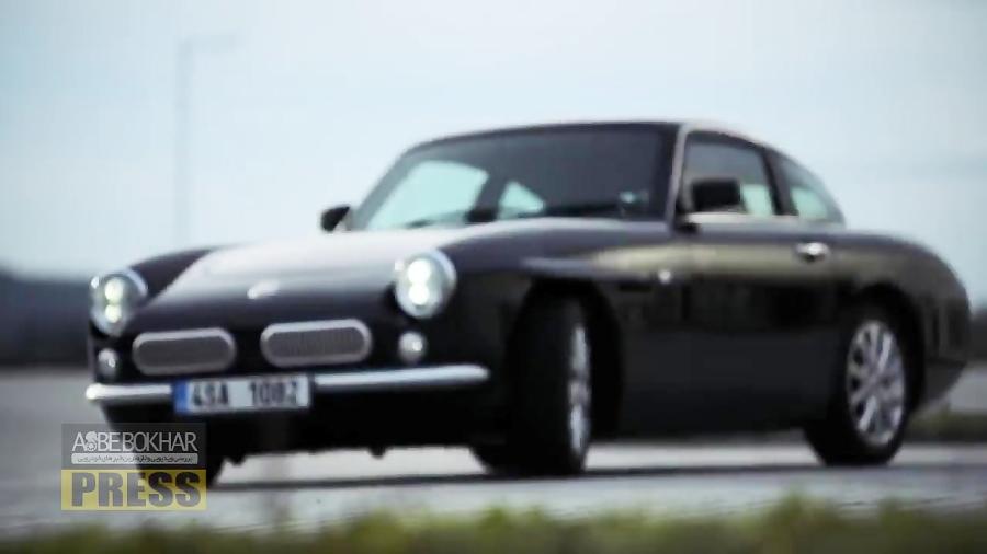 لوکا، خودروی الکتریکی جمهوری چک، رونمایی شد