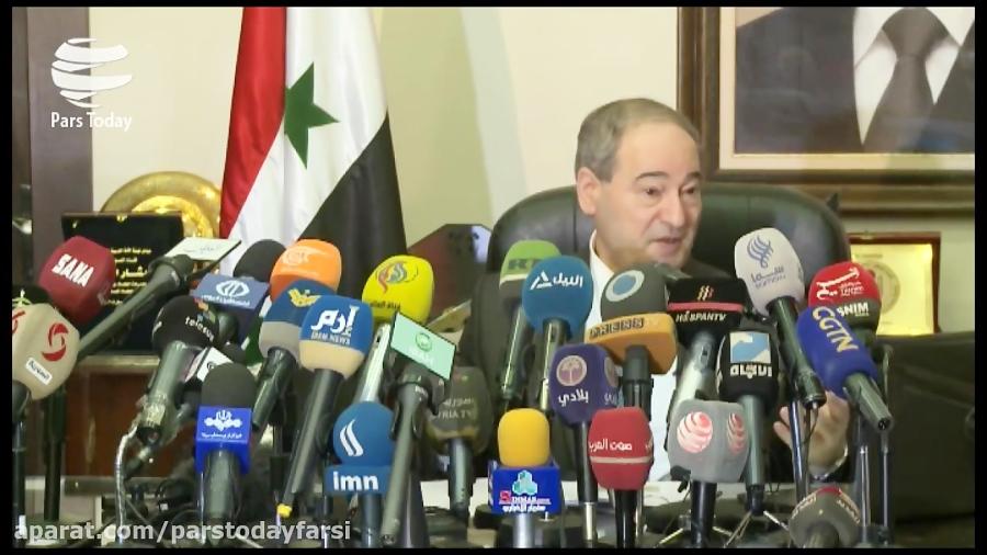 ادعای حمله شیمایی ارتش سوریه به غوطه شرقی