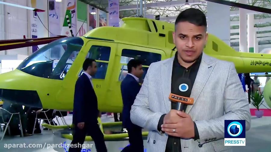 Iran's Intl. Air Show 2016 underway in Kish island