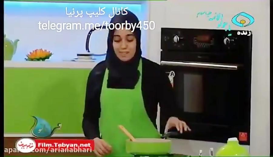 آشپزی : طرز تهیه تارت خرما باحلوازنجبیلی