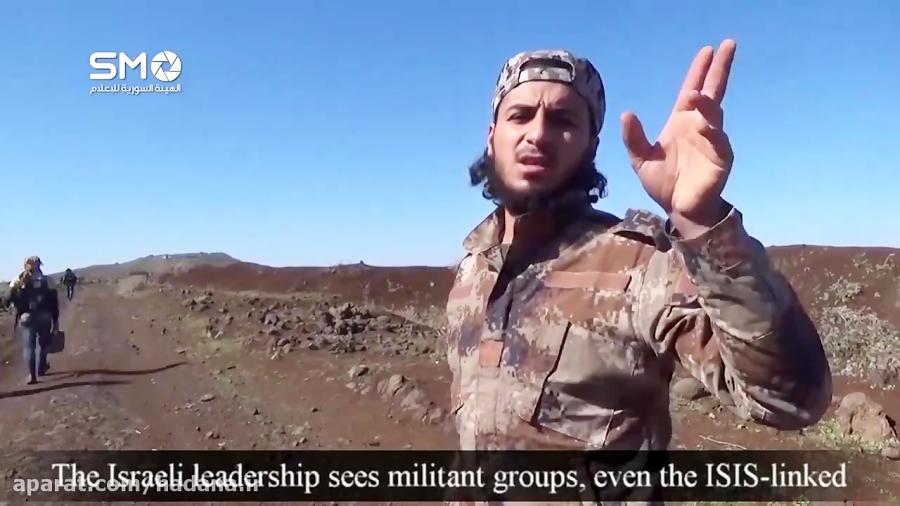 حضور 2000 داعشی در جنوب دمشق(حتما ببینید)
