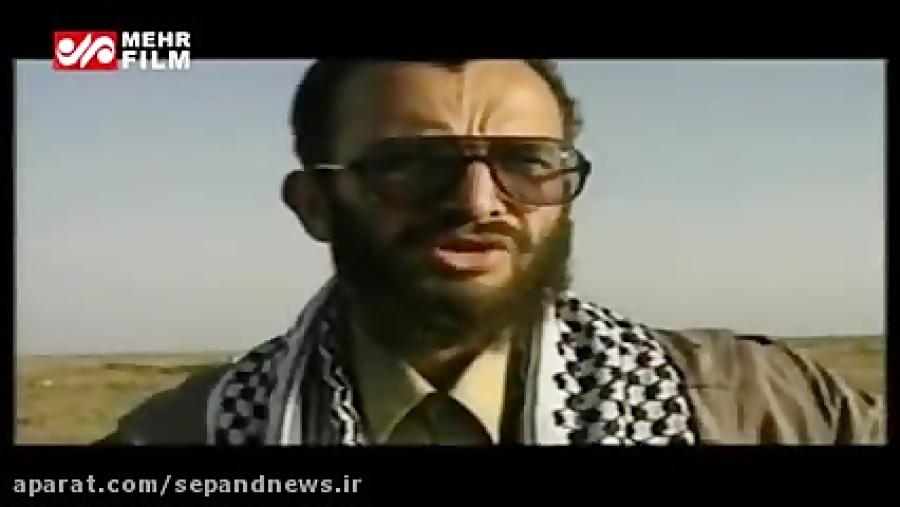 فیلمی از لحظه شهادت سید شهیدان اهل قلم؛ سید مرتضی آوینی