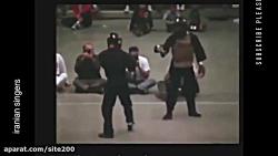 تنها فیلم ظبط شده از مبارزه واقعی بروسلی که بتازگی منتشر شده!!!