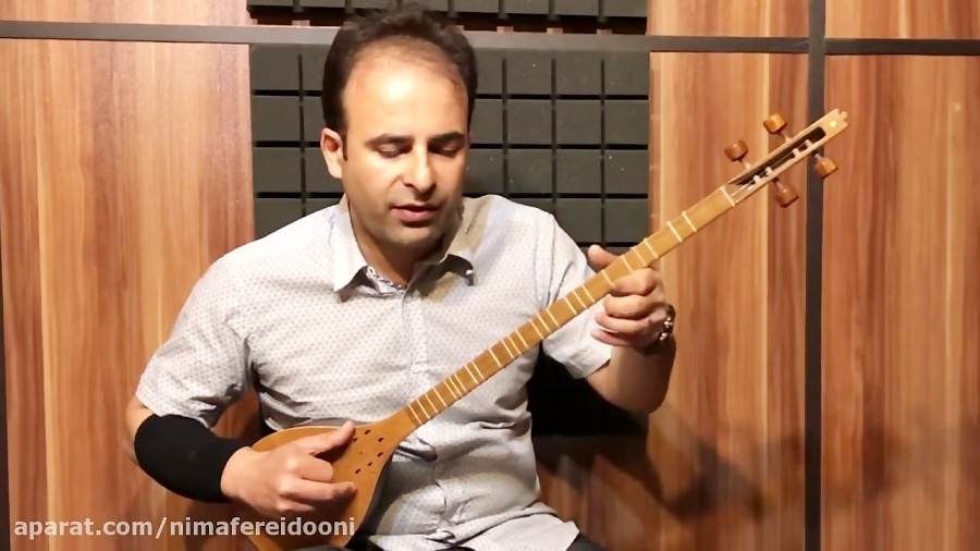 دانلود فیلم آموزش نوروز ۶۲ حسین علیزاده ده قطعه برای تار ۲ نیما فریدونی سهتار